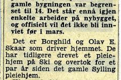 Fremtiden-1962-Tilbygg-i-Sylling