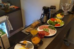 Kajalund-buffet